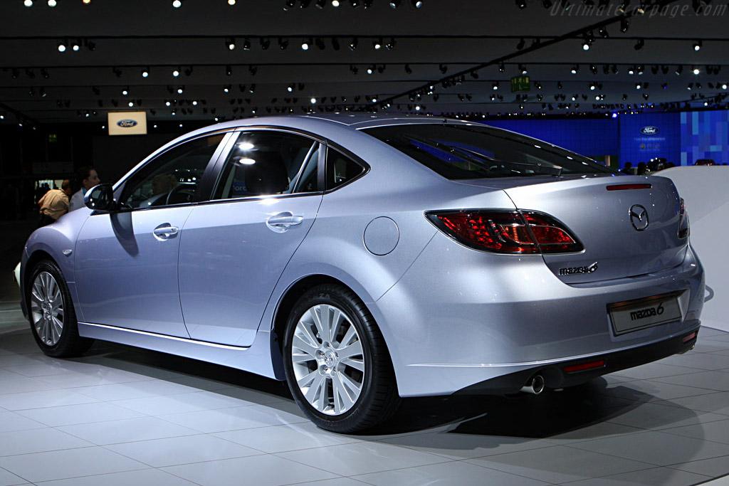 Mazda 6    - 2007 Frankfurt Motorshow (IAA)