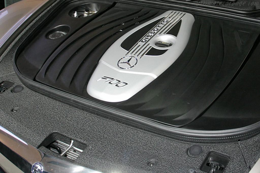 Mercedes-Benz F700    - 2007 Frankfurt Motorshow (IAA)