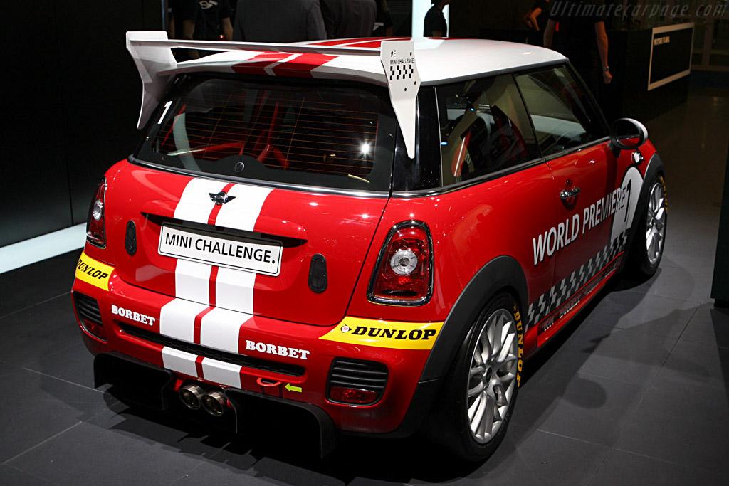 Mini Cooper S JCW Challenge    - 2007 Frankfurt Motorshow (IAA)