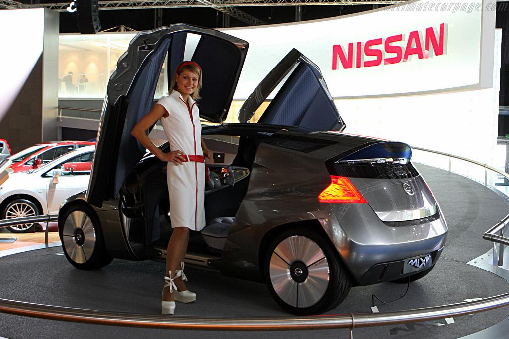 Nissan Mixim Concept    - 2007 Frankfurt Motorshow (IAA)