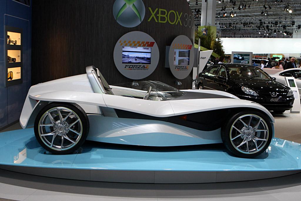 Peugeot Flex Concept    - 2007 Frankfurt Motorshow (IAA)