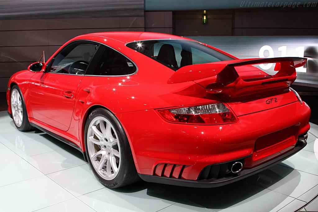 Porsche 997 GT2    - 2007 Frankfurt Motorshow (IAA)