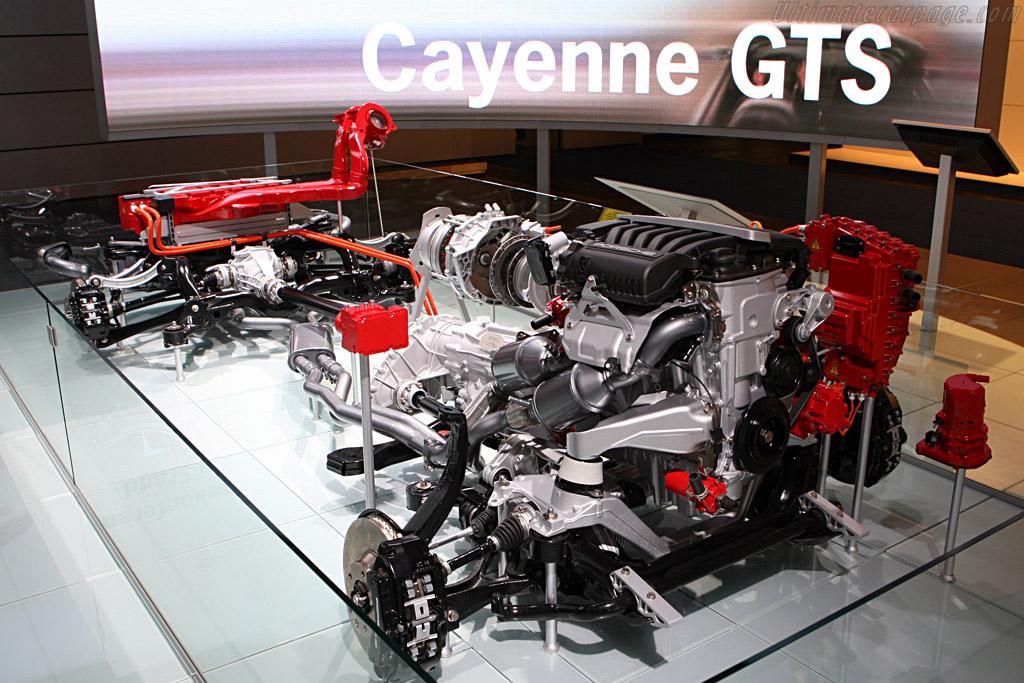Porsche Cayenne Hybrid    - 2007 Frankfurt Motorshow (IAA)