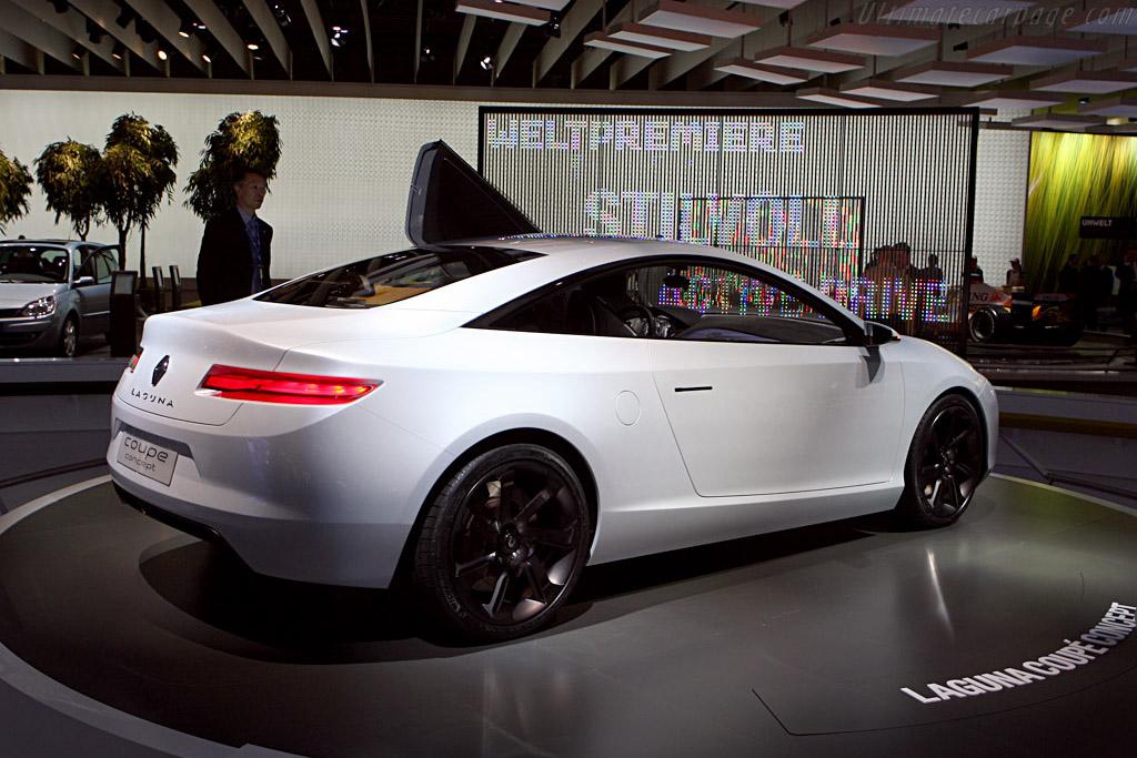 Renault Laguna Coupe Concept    - 2007 Frankfurt Motorshow (IAA)
