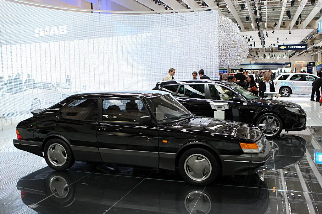 Saab 900 Turbo    - 2007 Frankfurt Motorshow (IAA)