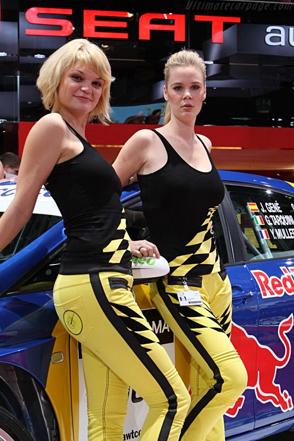 Seat    - 2007 Frankfurt Motorshow (IAA)