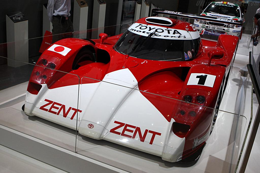Toyota TS020 GT-One - Chassis: LM907   - 2007 Frankfurt Motorshow (IAA)