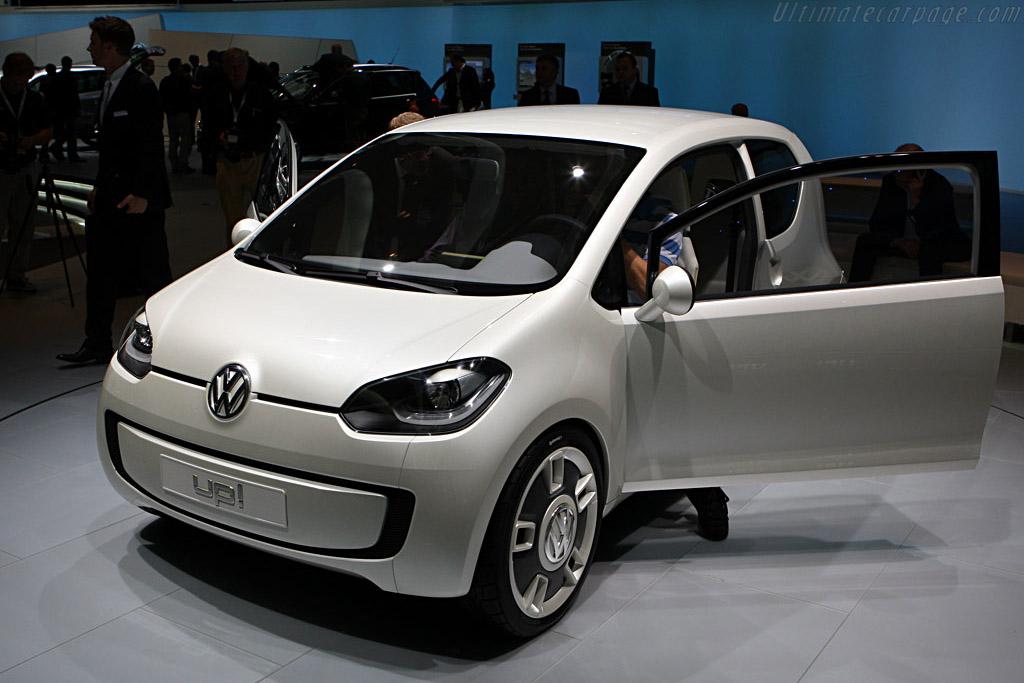 Volkswagen up! Concept    - 2007 Frankfurt Motorshow (IAA)