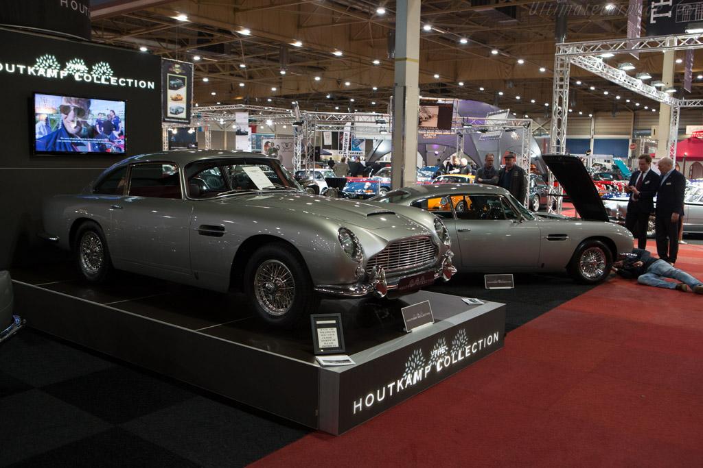 Aston Martin DB6    - 2015 Interclassics and Topmobiel