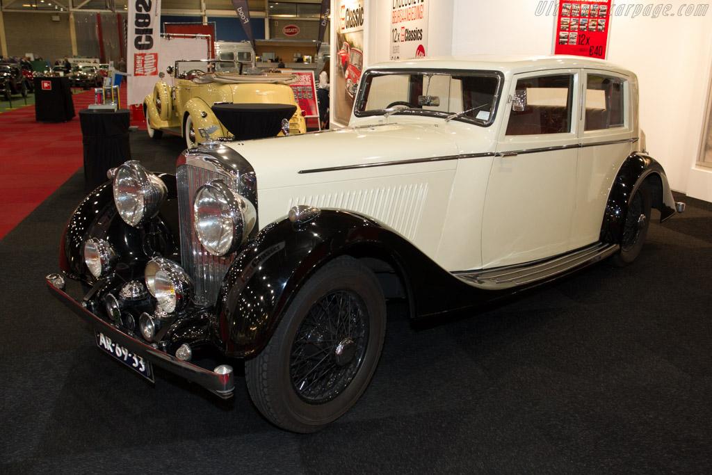 Bentley 4¼ Litre Sports Saloon - Chassis: B117KU   - 2015 Interclassics and Topmobiel
