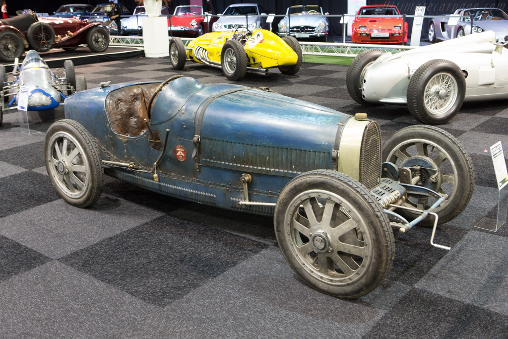 Bugatti Type 35 - Chassis: 4449   - 2015 Interclassics and Topmobiel