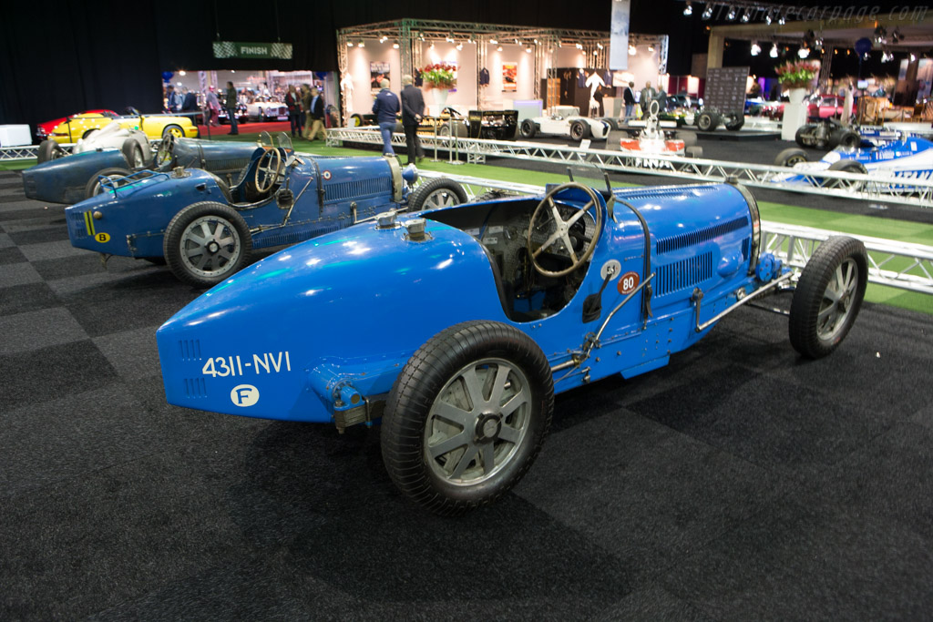 Bugatti Type 54 - Chassis: 54201   - 2015 Interclassics and Topmobiel