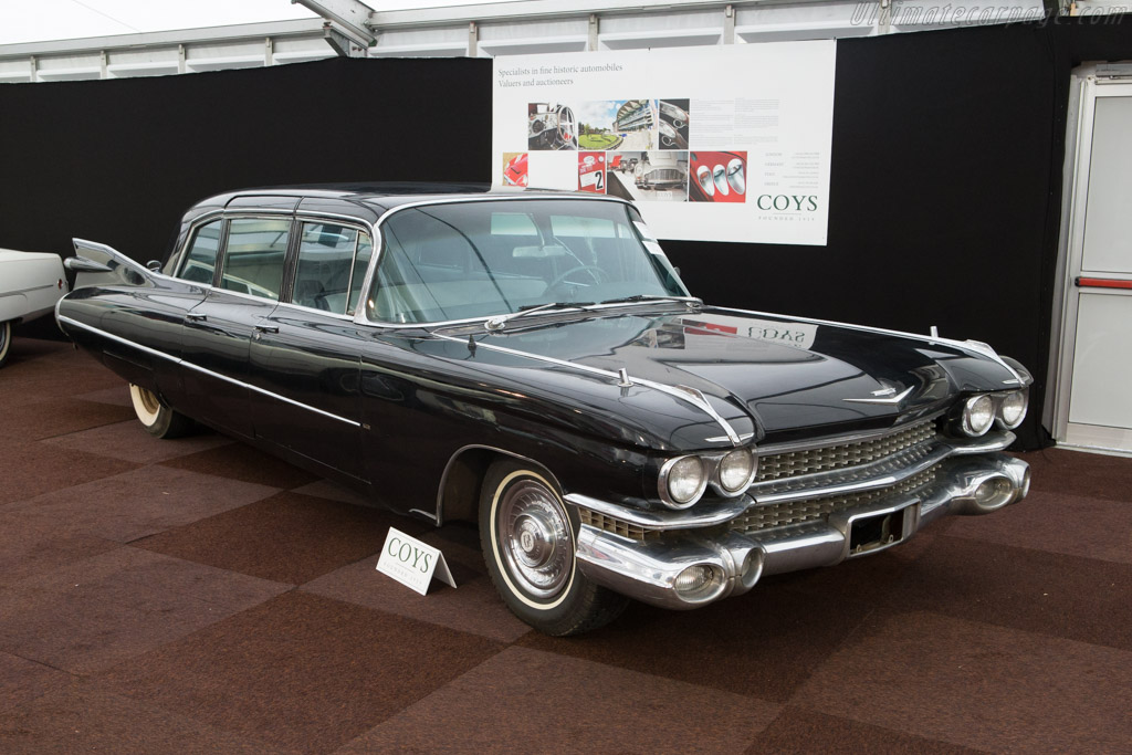 Cadillac Series 75 Fleetwood Limousine Imperial Sedan