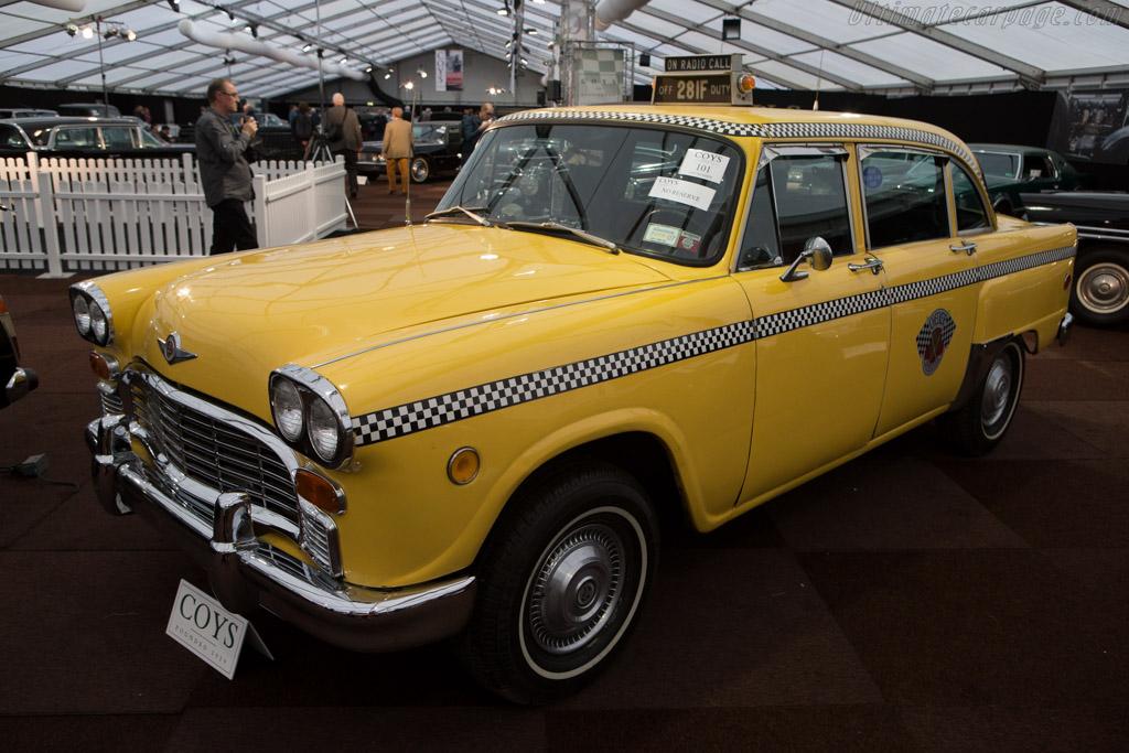 Checkers Marathon Cab    - 2015 Interclassics and Topmobiel