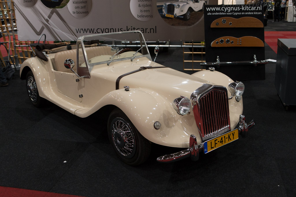 Cygnus Kitcar    - 2015 Interclassics and Topmobiel