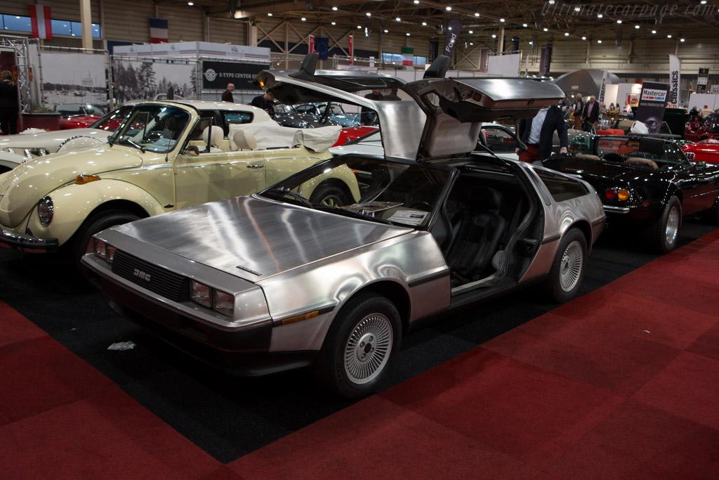 DeLorean DMC 12    - 2015 Interclassics and Topmobiel