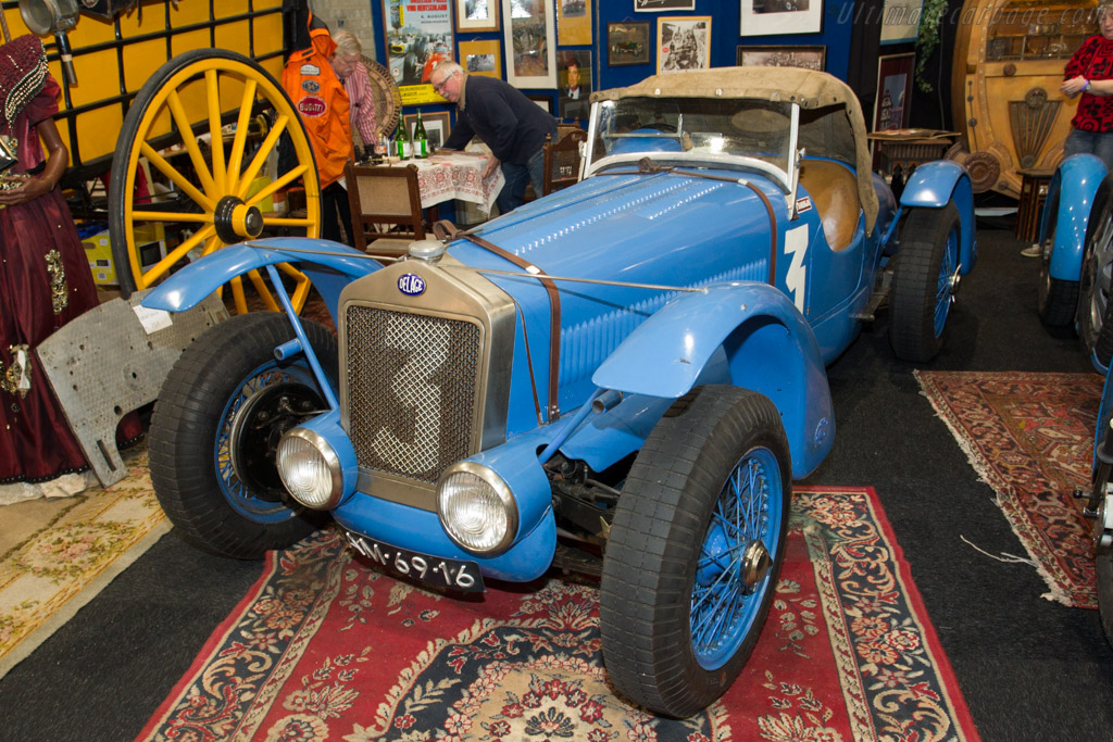 Delage    - 2015 Interclassics and Topmobiel
