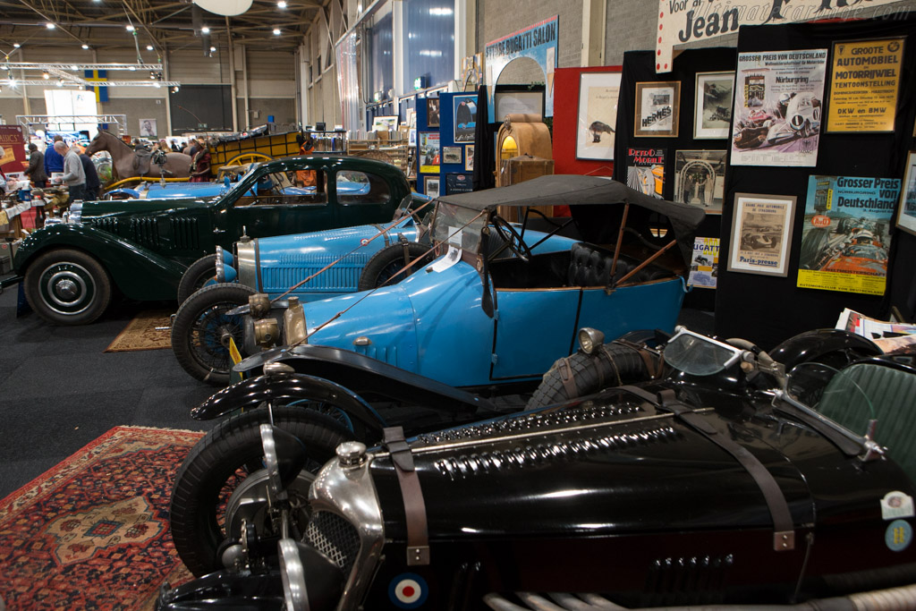 Ettore Bugatti Salon    - 2015 Interclassics and Topmobiel