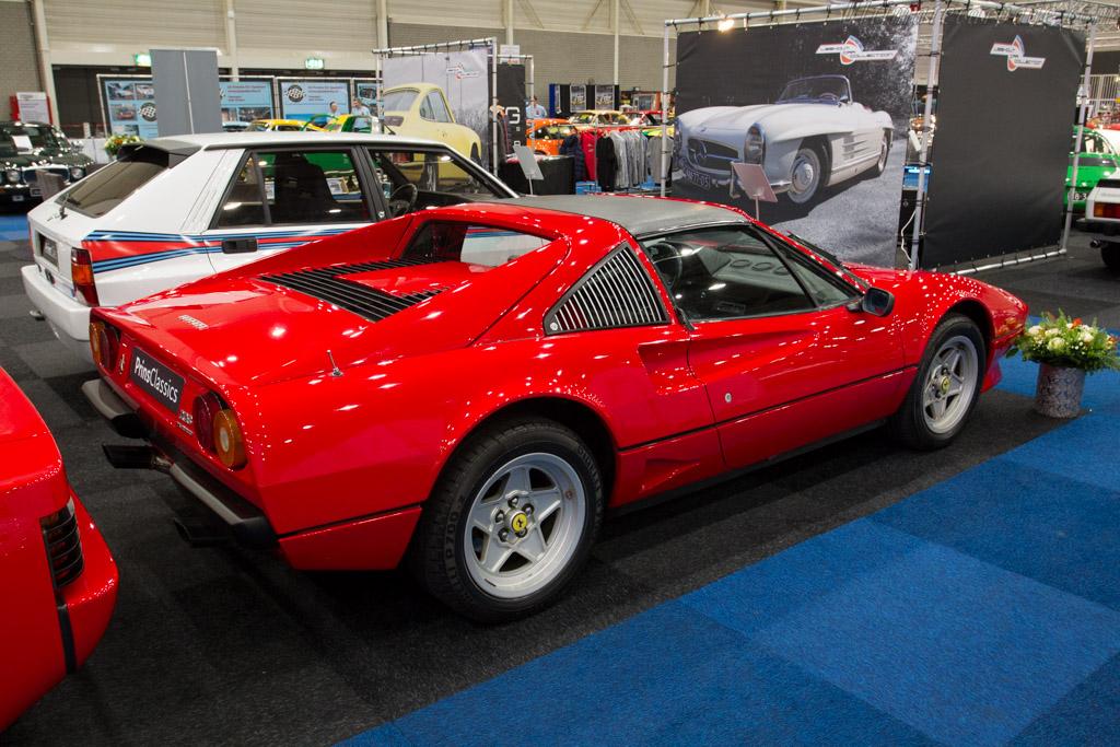 Ferrari 208 GTS Turbo - Chassis: 57139   - 2015 Interclassics and Topmobiel