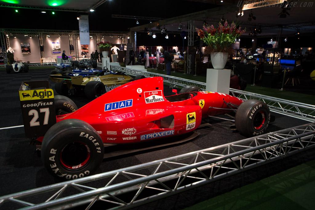 Ferrari F92A - Chassis: 132   - 2015 Interclassics and Topmobiel
