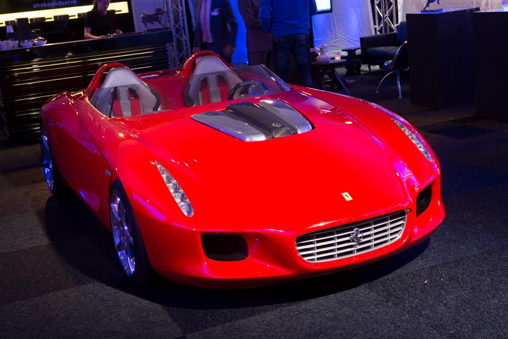 Ferrari Rossa Concept    - 2015 Interclassics and Topmobiel