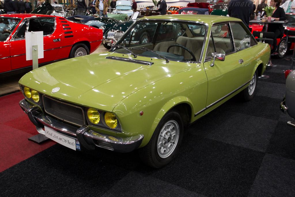 Fiat 124 1800 Coupe    - 2015 Interclassics and Topmobiel