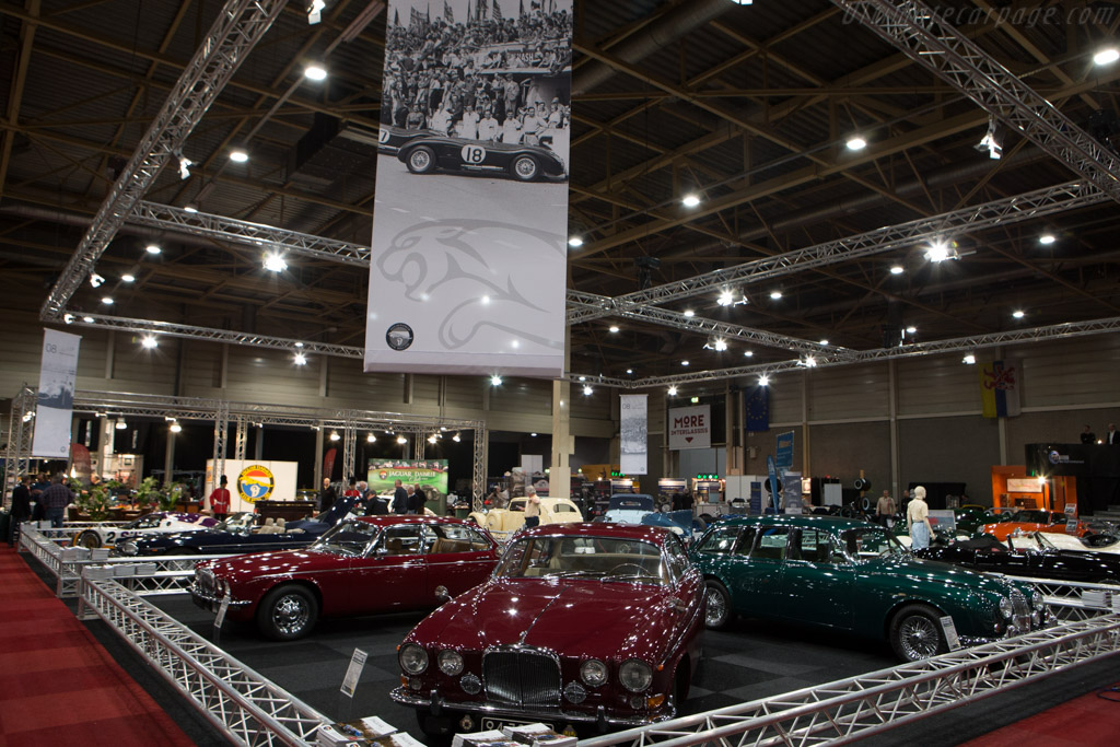 Jaguar 420    - 2015 Interclassics and Topmobiel