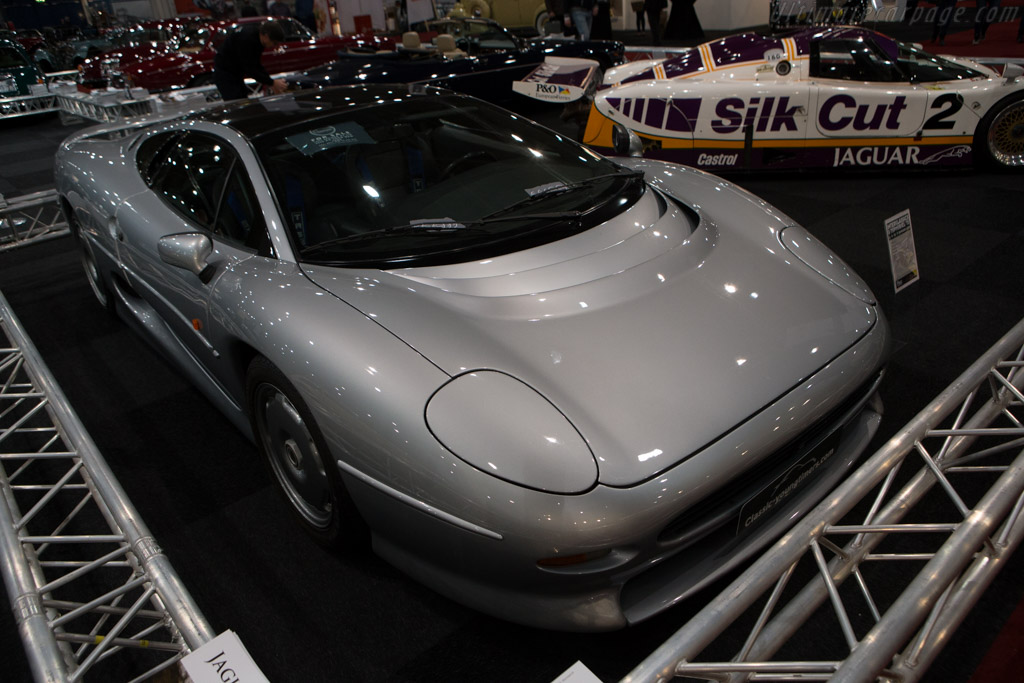 Jaguar XJ220    - 2015 Interclassics and Topmobiel