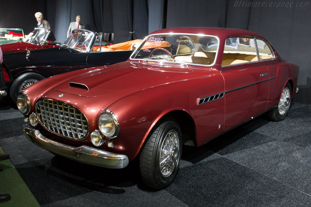 Lancia Aurelia Vignale Coupe - Chassis: B52-1015   - 2015 Interclassics and Topmobiel