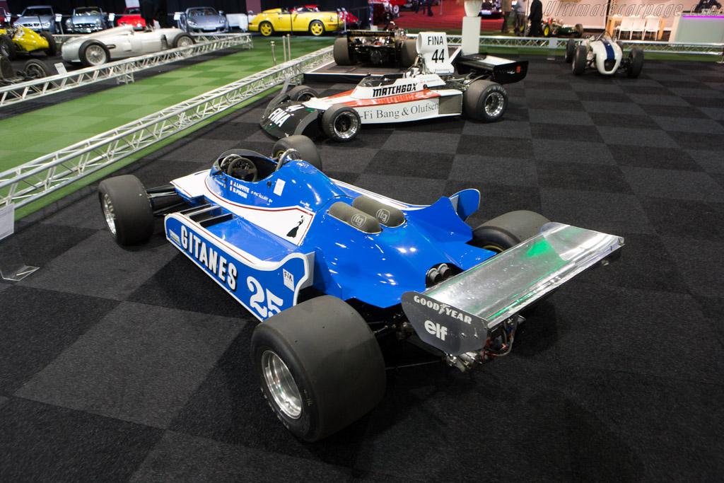 Ligier JS11 Cosworth - Chassis: JS11/01   - 2015 Interclassics and Topmobiel