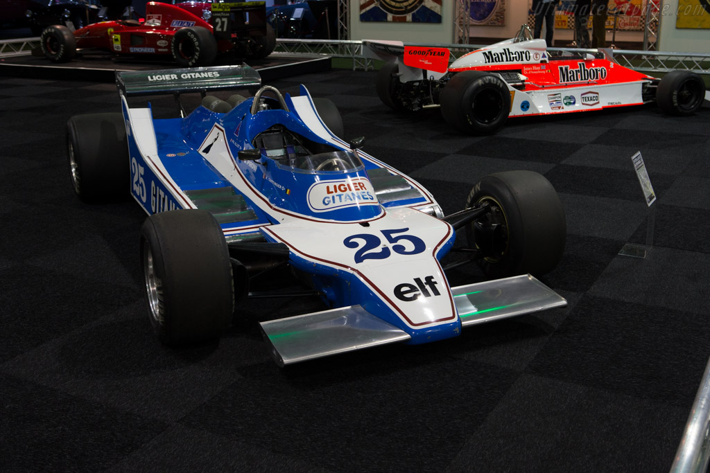 Ligier JS11 Cosworth - Chassis: JS11/01   - 2015 Interclassics and Topmobiel