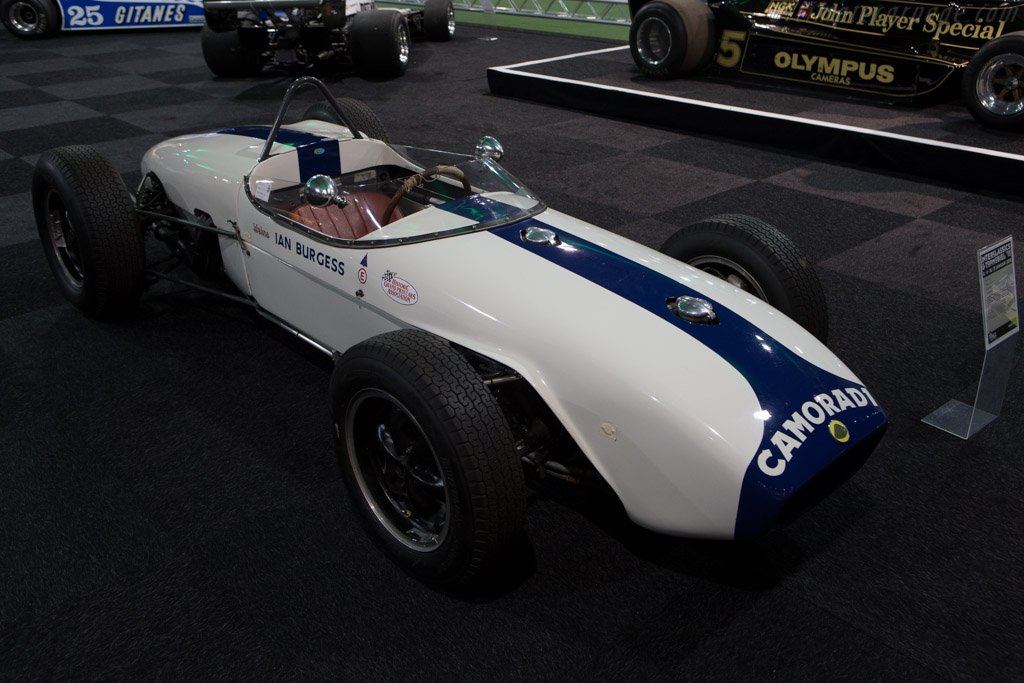 Lotus 18 Climax - Chassis: 908   - 2015 Interclassics and Topmobiel