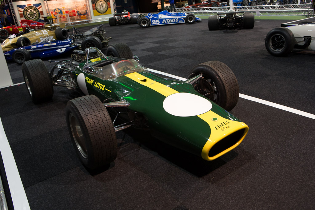 Lotus 49 Cosworth - Chassis: R3   - 2015 Interclassics and Topmobiel