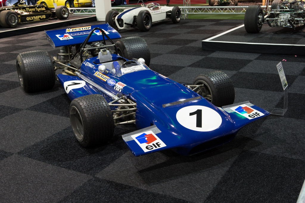 March 701 Cosworth - Chassis: 701/2   - 2015 Interclassics and Topmobiel