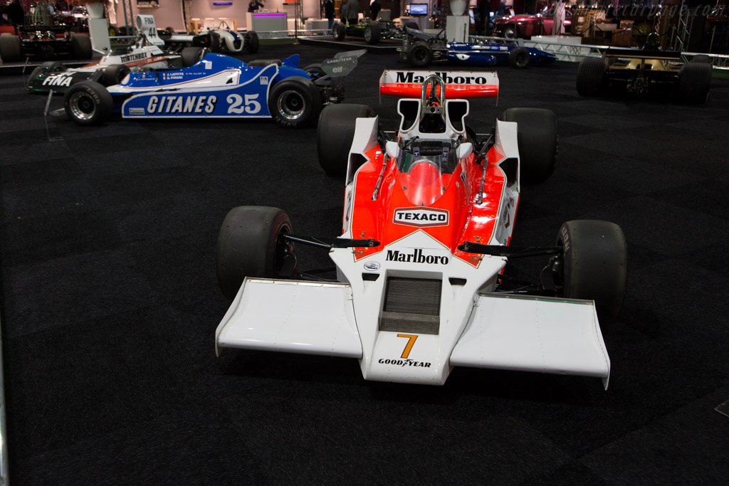 McLaren M26 Cosworth - Chassis: M26-4   - 2015 Interclassics and Topmobiel