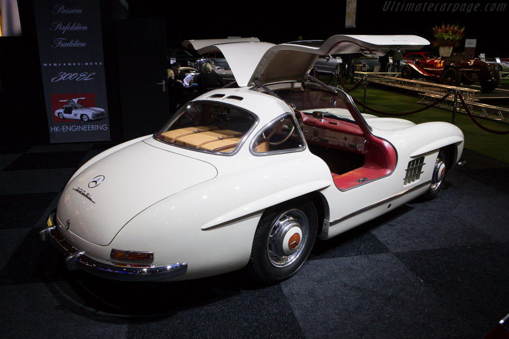 Mercedes-Benz 300 SL Coupe    - 2015 Interclassics and Topmobiel