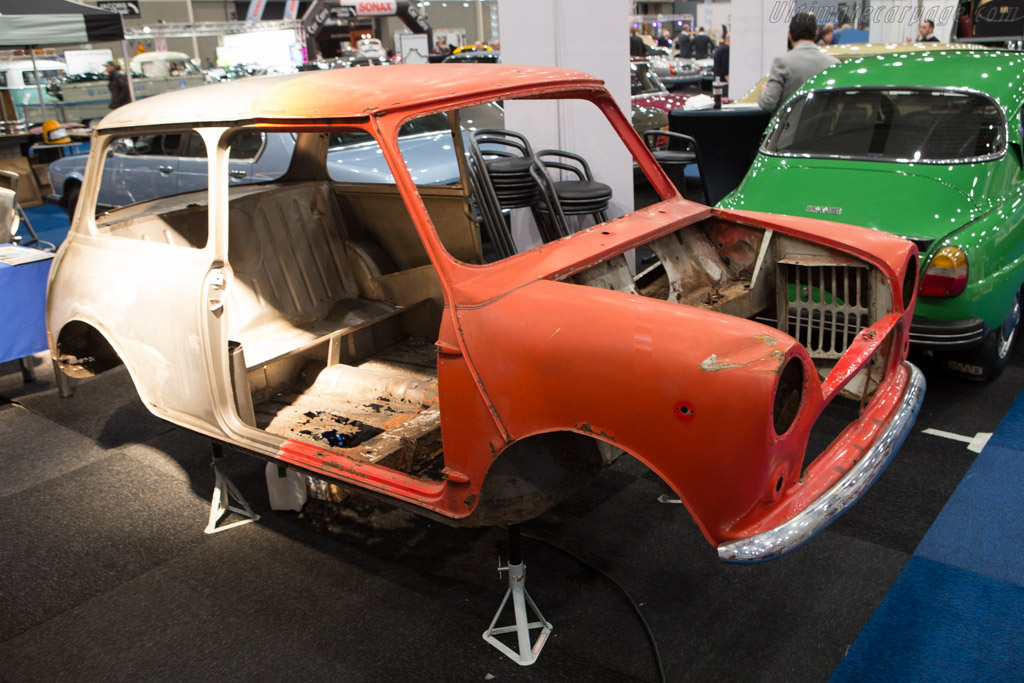 Mini    - 2015 Interclassics and Topmobiel