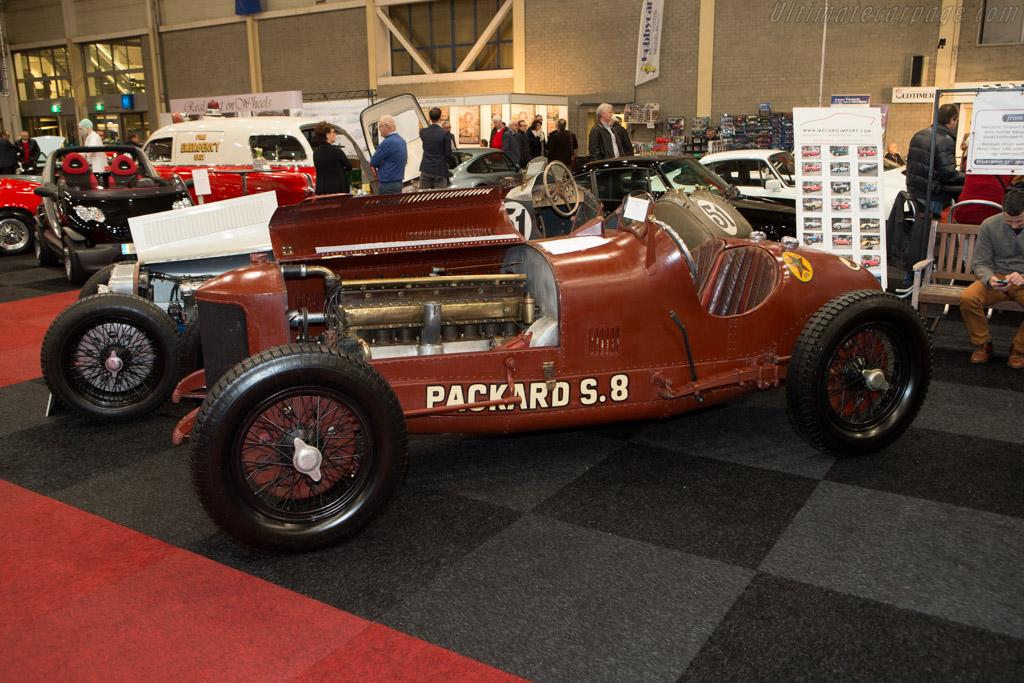 Packard Grand Prix Special    - 2015 Interclassics and Topmobiel