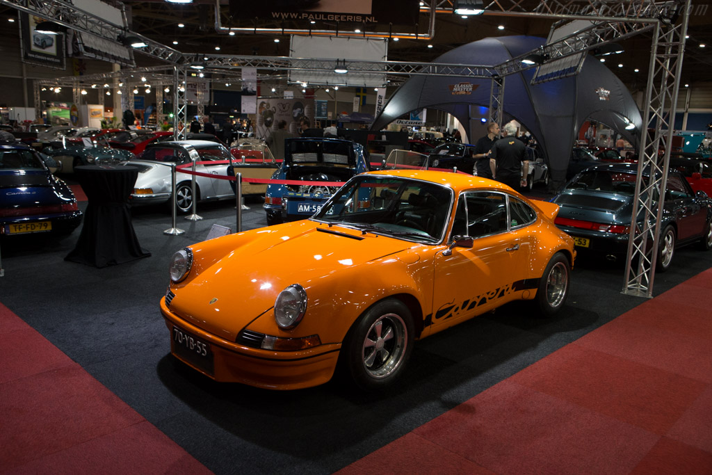 Porsche 911    - 2015 Interclassics and Topmobiel