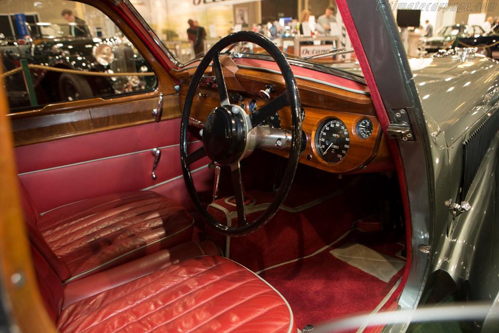 SS 100 Jaguar Coupe - Chassis: 39088   - 2015 Interclassics and Topmobiel