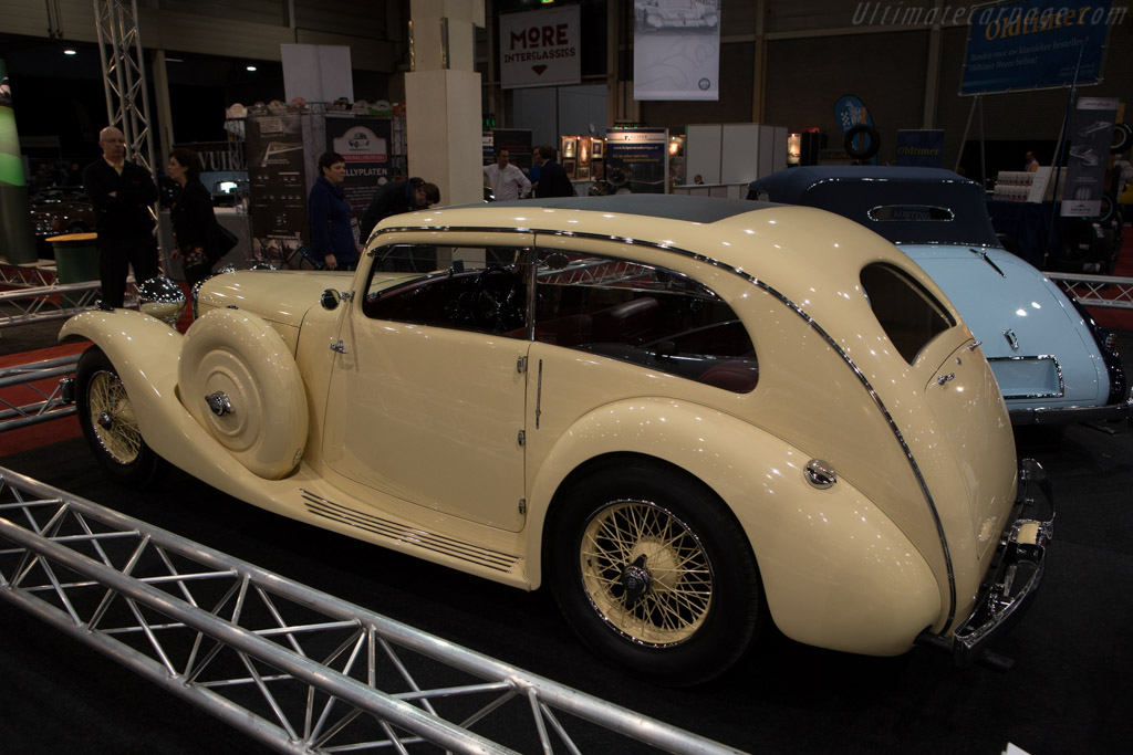 SS I Airline Coupe    - 2015 Interclassics and Topmobiel