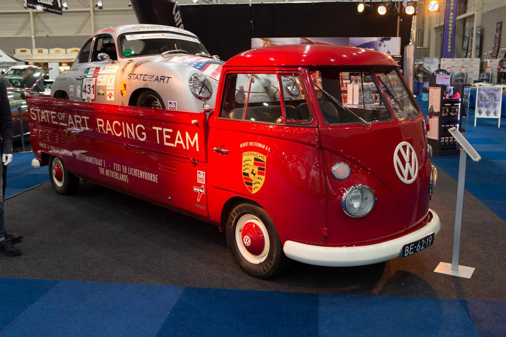 Volkswagen Transporter    - 2015 Interclassics and Topmobiel