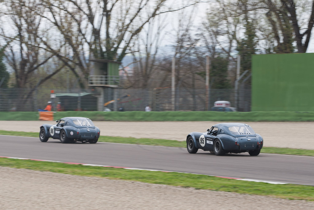 AC Shelby Cobra - Chassis: CSX2174   - 2013 Imola Classic