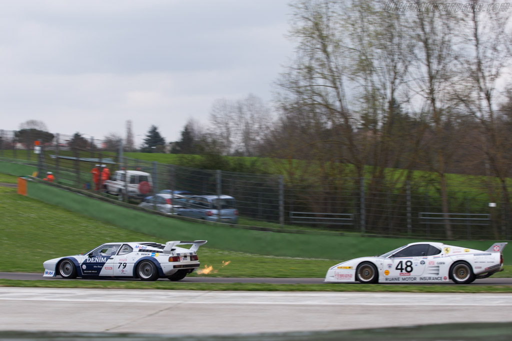 BMW M1 Group 4 - Chassis: 4301040   - 2013 Imola Classic