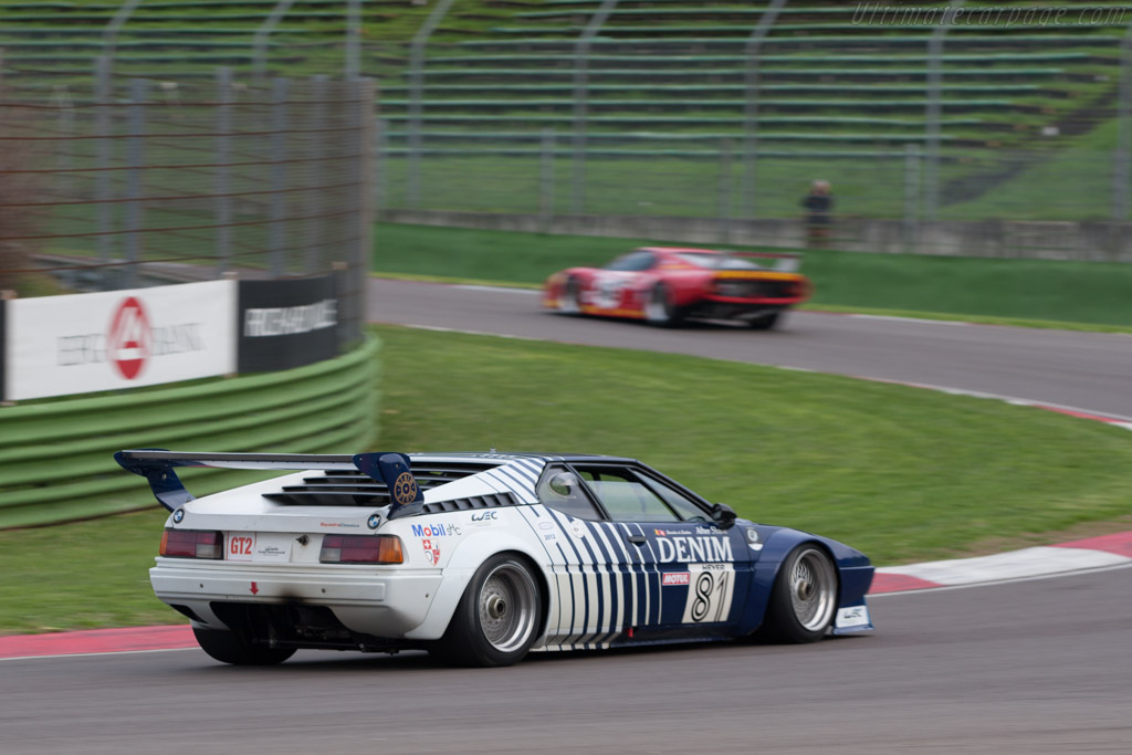 BMW M1 Group 4 - Chassis: 4301099   - 2013 Imola Classic