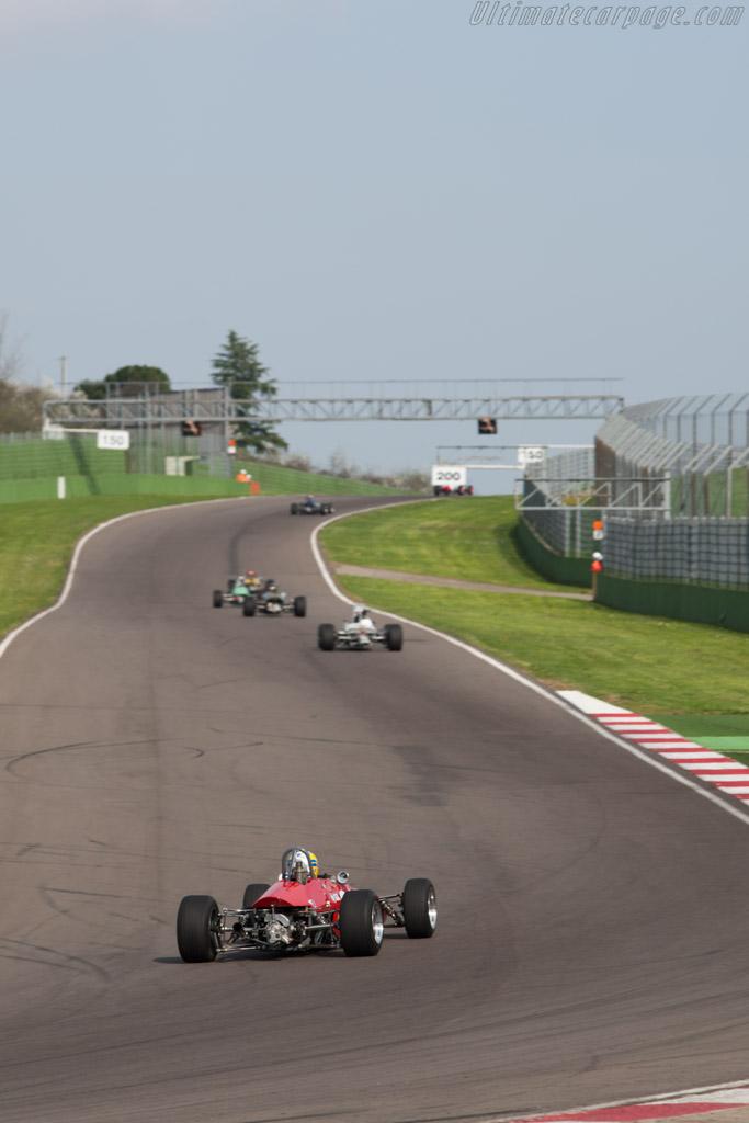 Brabham BT28    - 2013 Imola Classic
