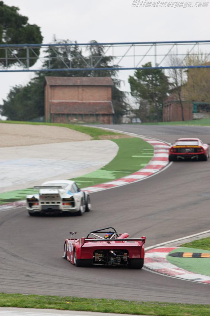 Cheetah G601 - Chassis: G601-1   - 2013 Imola Classic