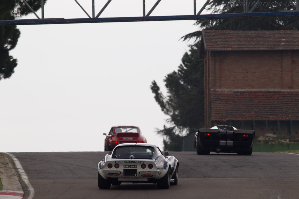 Chevrolet Corvette    - 2013 Imola Classic