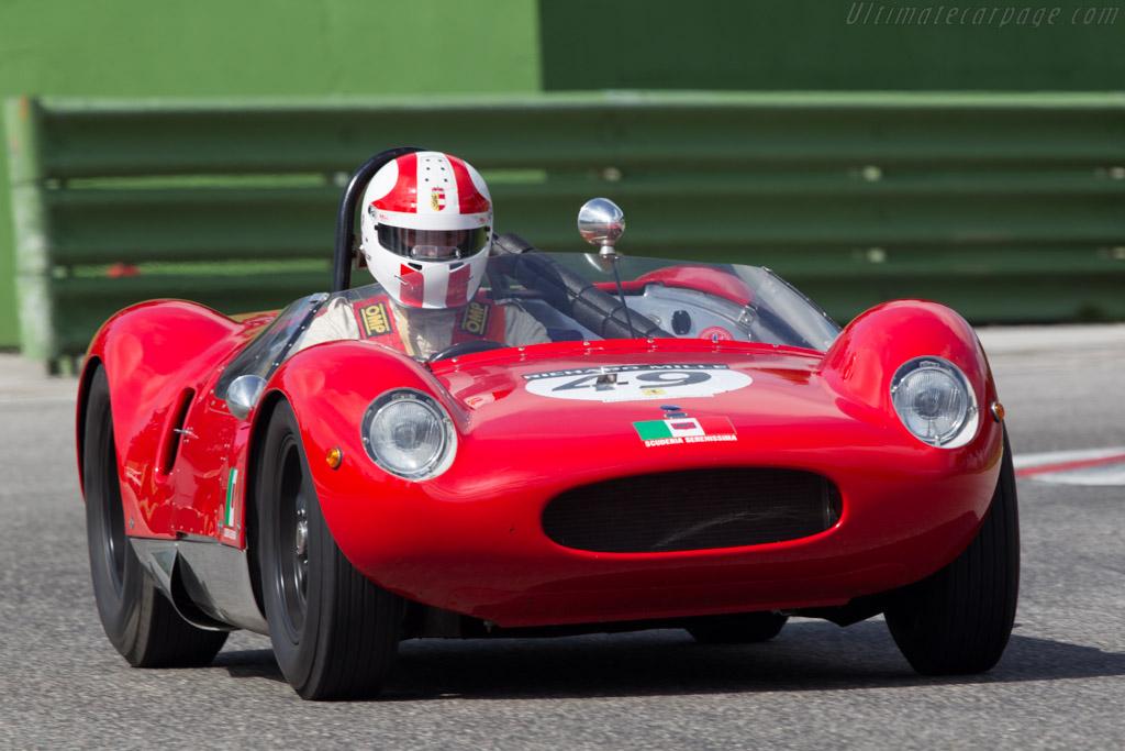 Cooper T49 Monaco Maserati - Chassis: CM-5-59   - 2013 Imola Classic