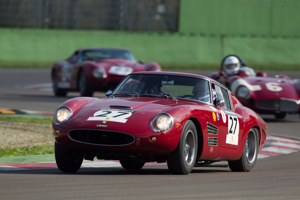 Ferrari 250 GT Drogo Coupe - Chassis: 2445GT   - 2013 Imola Classic
